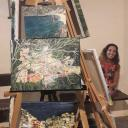 Claudia Notareschi sells paintings online