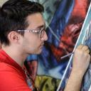 Marco Russo sells paintings online