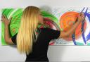 Regina Di Quadry sells paintings online