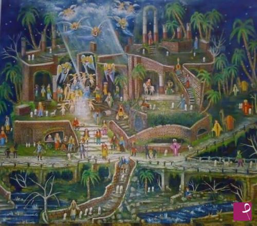 sold painting on PitturiAmo