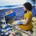 Angela Tammaro vende quadri online