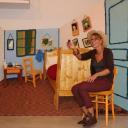 Valentina Selini vende quadri online