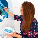 Vanessa D'alba vende quadri online