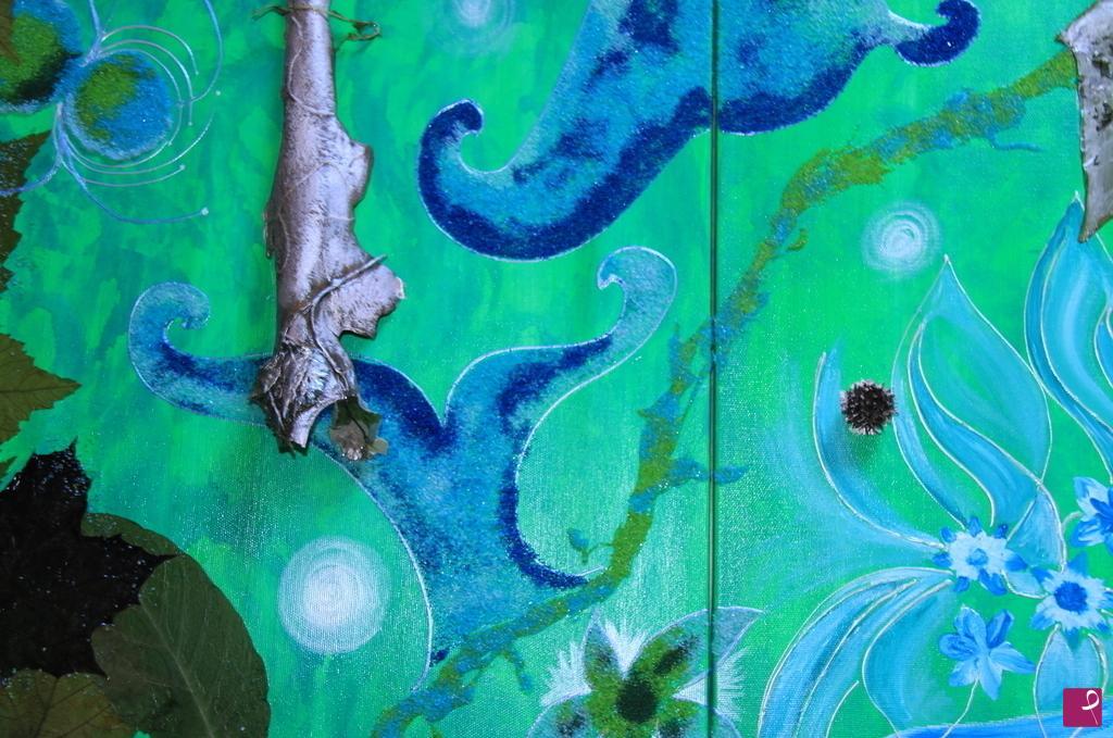 Vendita quadro autunno alla deriva anomis creative pitturiamo