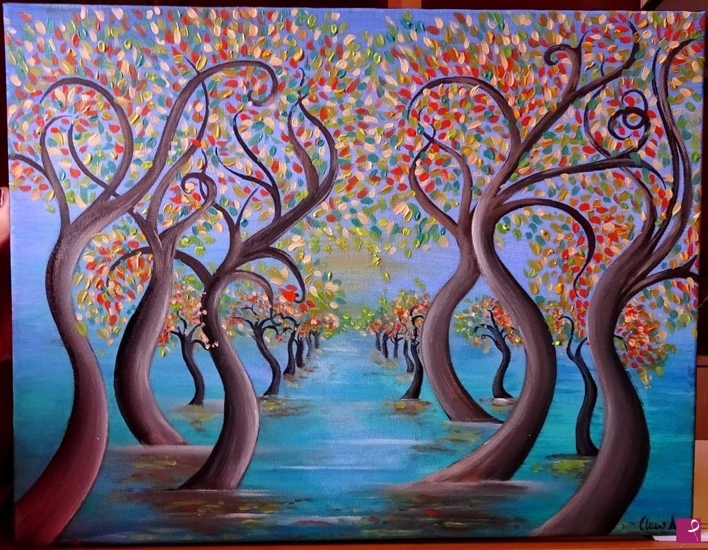 Vendita quadro - Dipinto ad olio su tela \
