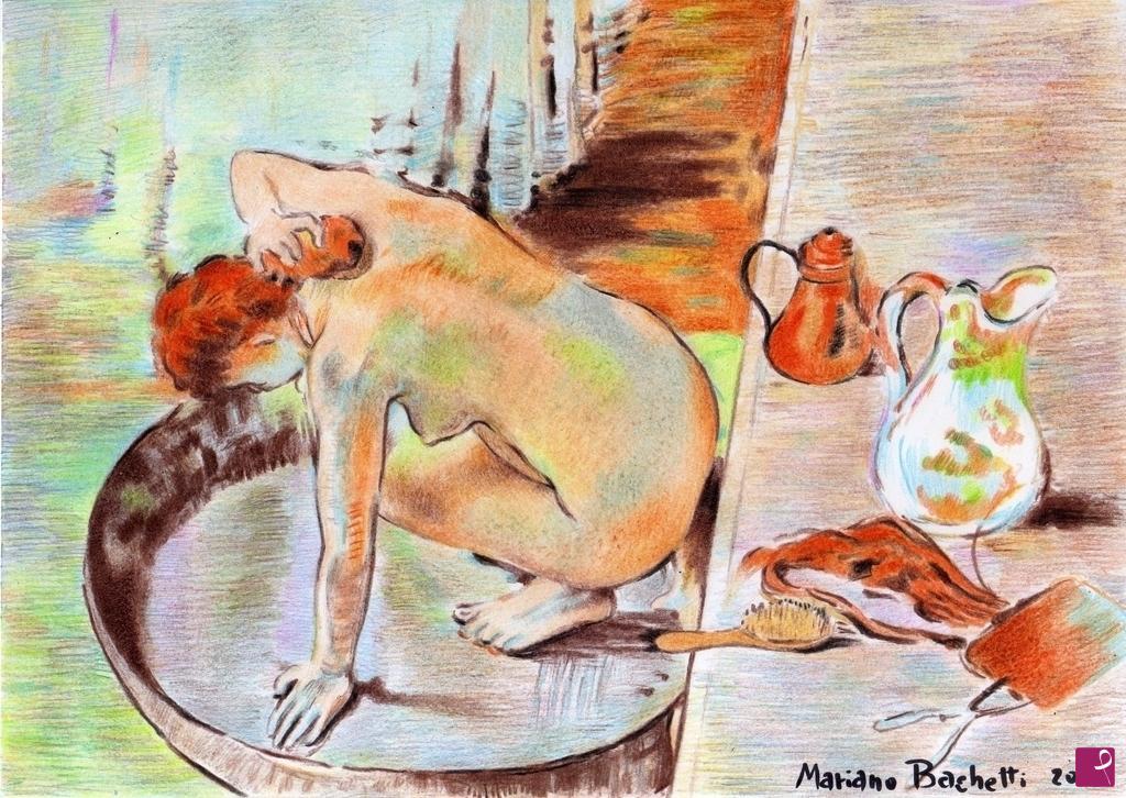 Risultati immagini per Quadri Degas