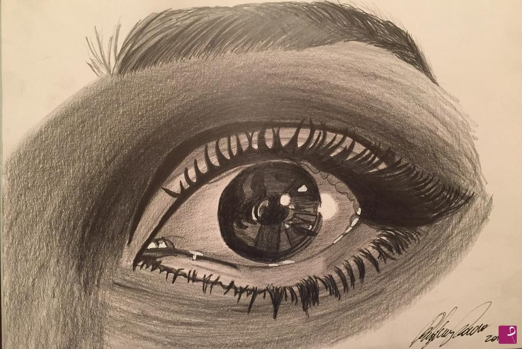 Vendita quadro eye rosario rutigliano pitturiamo