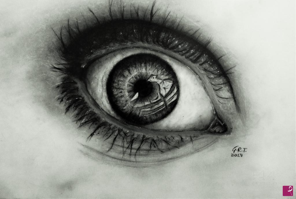 Vendita quadro eye gian roberto tognetti pitturiamo
