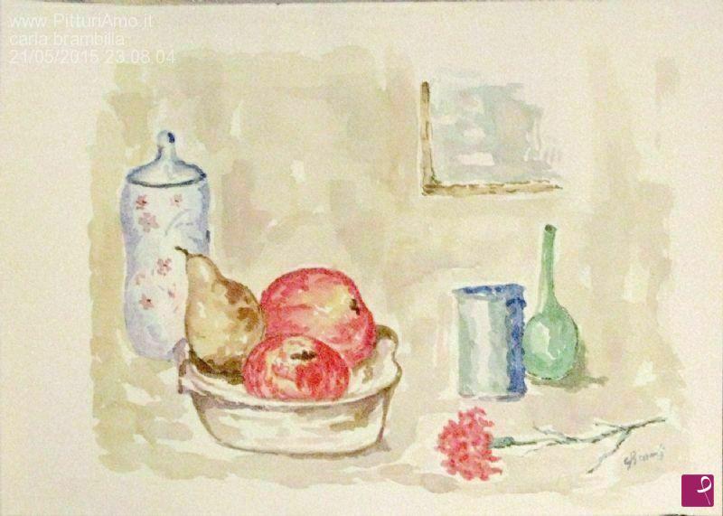 Vendita quadro frutta e articoli da cucina bramby pitturiamo®
