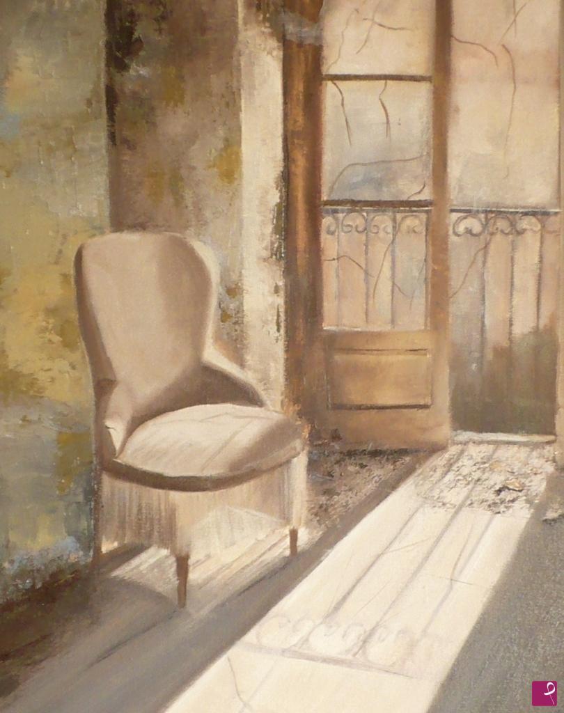 Vendita quadro - La poltrona di nonna Amelia - Monica Zambon ...