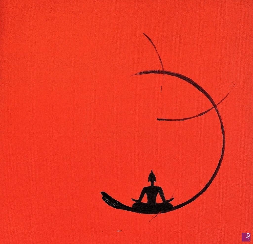 Vendita Quadro Mandala Stilizzato Wizzy Pitturiamo