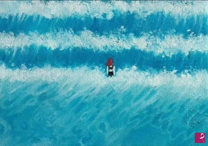 Vendita quadro mareamare pallidelentiggini pitturiamo