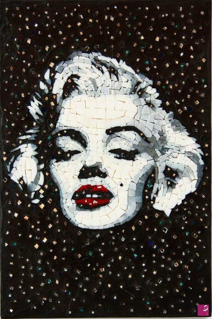 Vendita quadro - Marilyn Monroe - Elena Prosperi | PitturiAmo®
