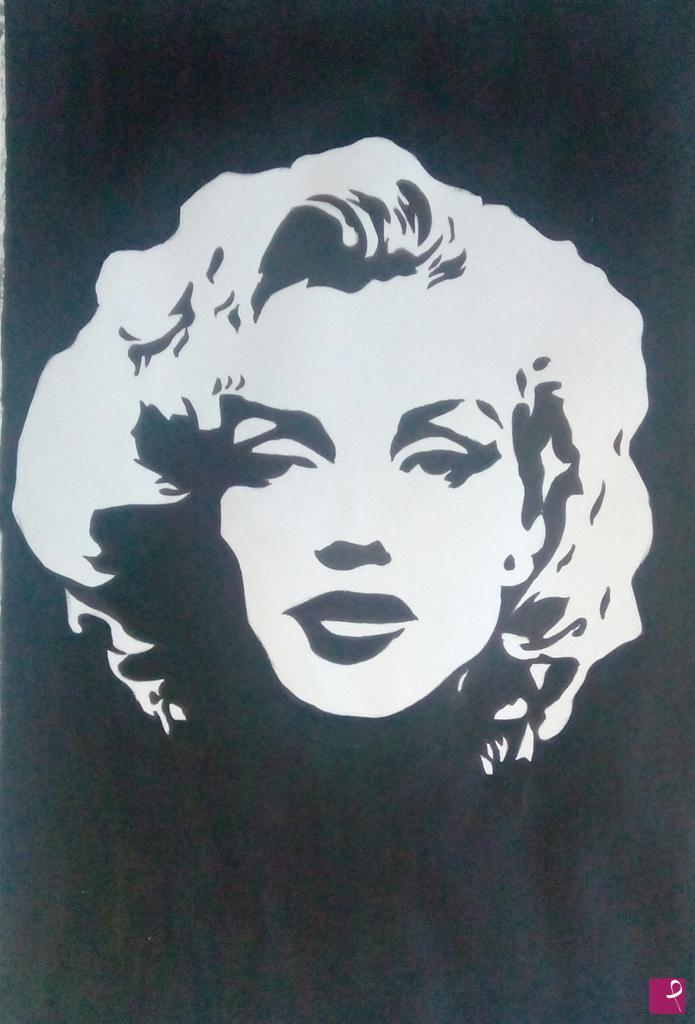 Vendita quadro - Marilyn Monroe - Mary | PitturiAmo®