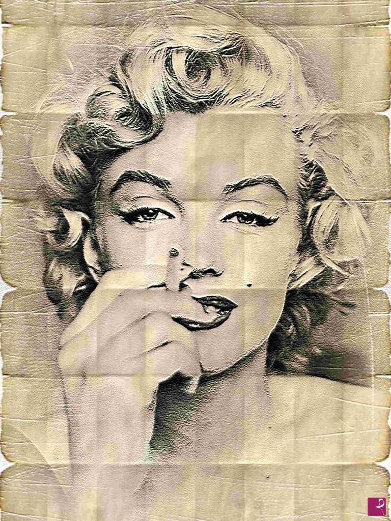 Vendita quadro - Marilyn Monroe phenomena - Ivan Venerucci | PitturiAmo®