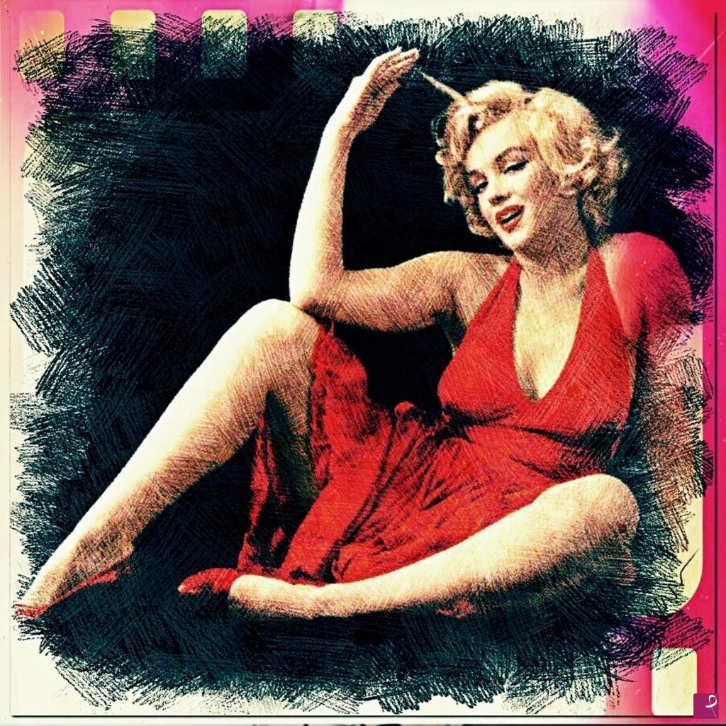 Vendita quadro - Marilyn Monroe \