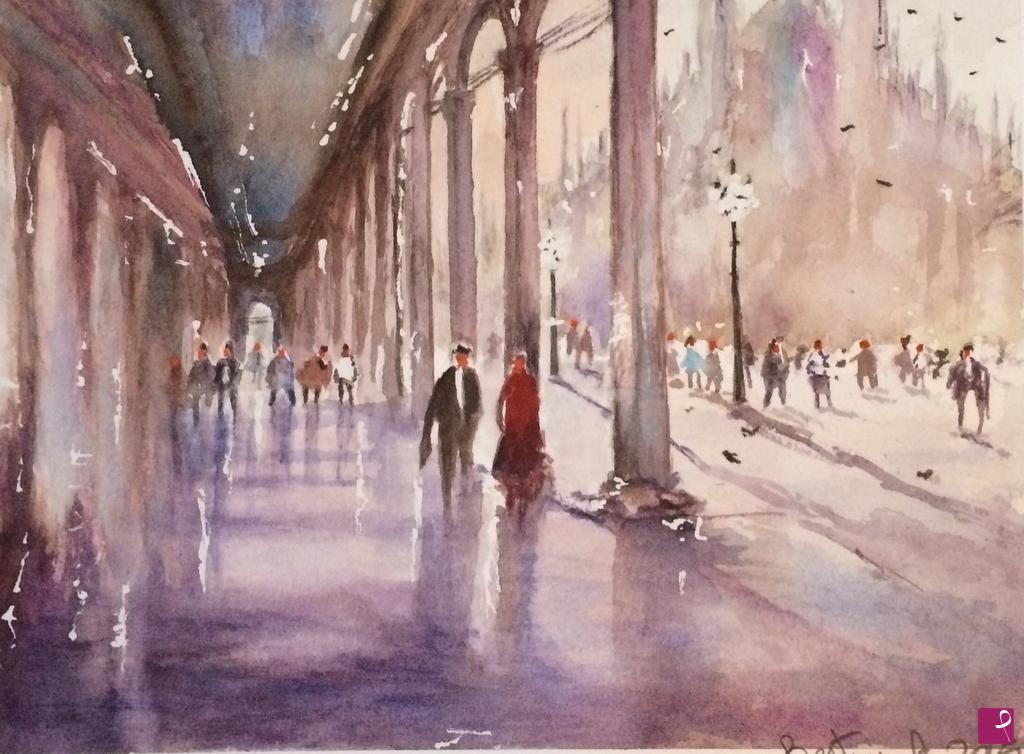 Deodato Galleria d\'Arte a Milano Duomo - vendita di opere d\'arte online