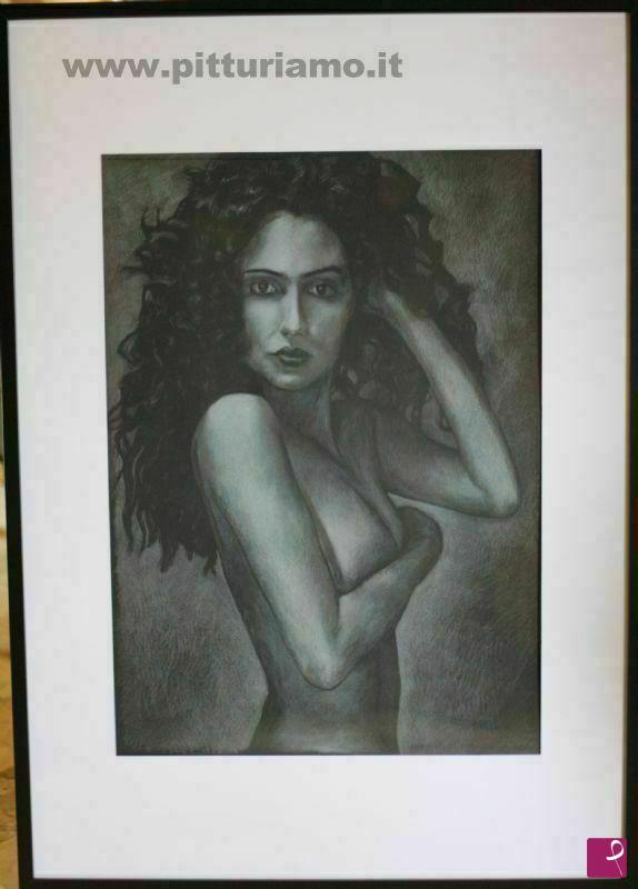 Vendita Quadro Nudo Femminile Bellacopiadarte Dipinti