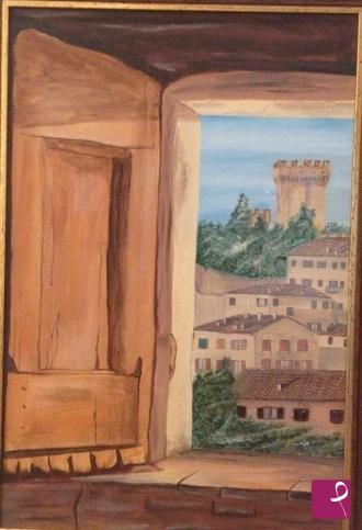 Arianna cappelletti artista contemporaneo pitturiamo - La finestra padova ...