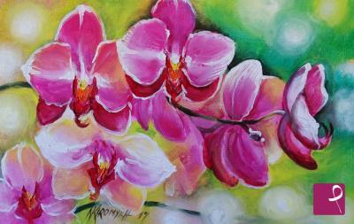 Quadri moderni pitturiamo for Quadri moderni orchidee