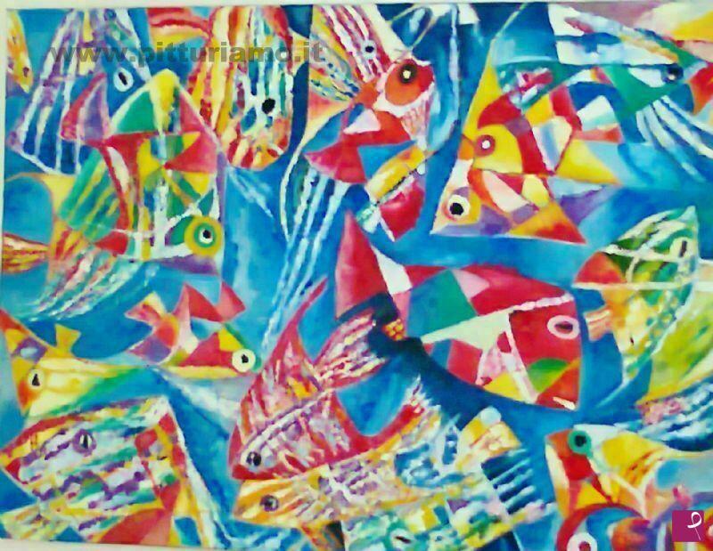 Vendita quadro pesci tropicali sergio cosentino for Vendita on line pesci tropicali