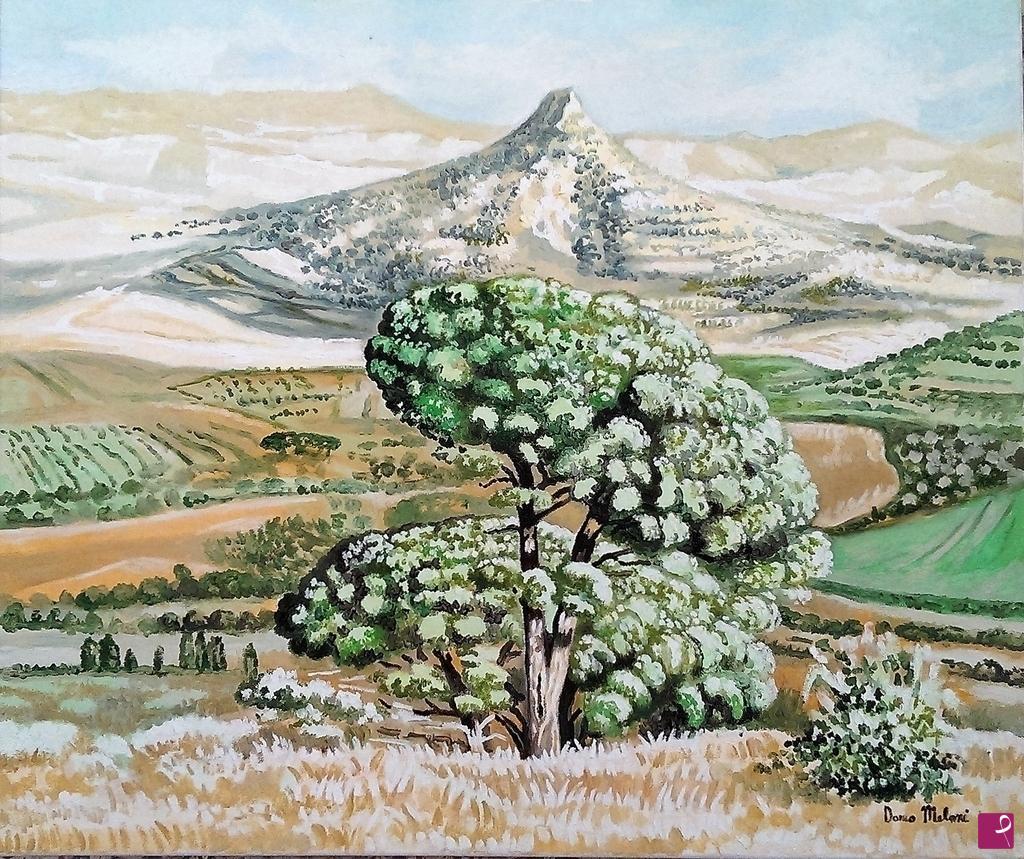 Vendita quadro - Quadro Paesaggio lanscape, dipinto a mano, olio su ...