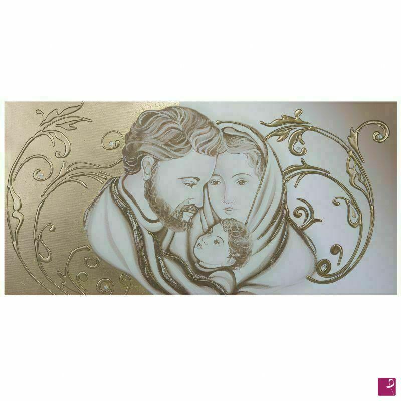 Vendita quadro sacra famiglia oggettando quadri e for Quadri sacra famiglia moderni prezzi
