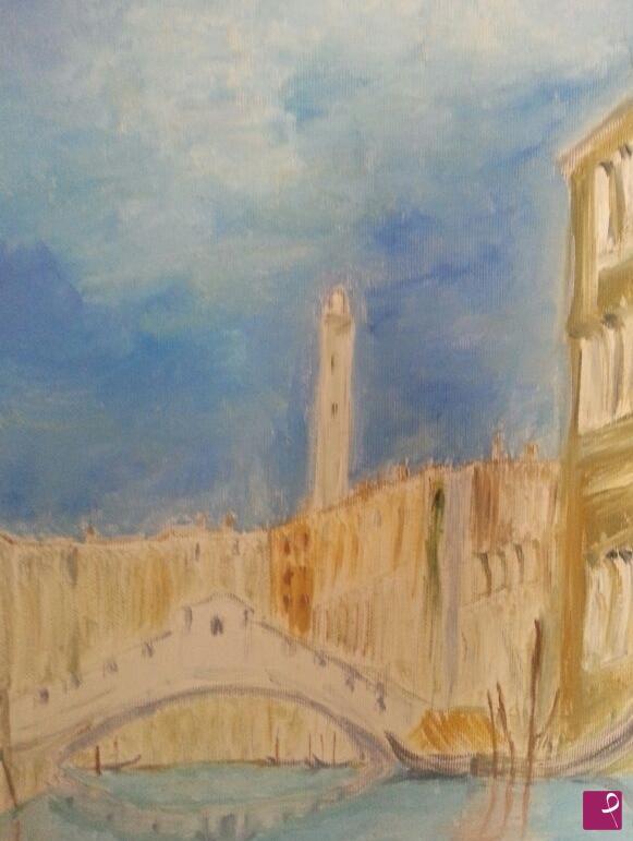 Vendita quadro - soggiorno a Venezia - Stella | PitturiAmo®
