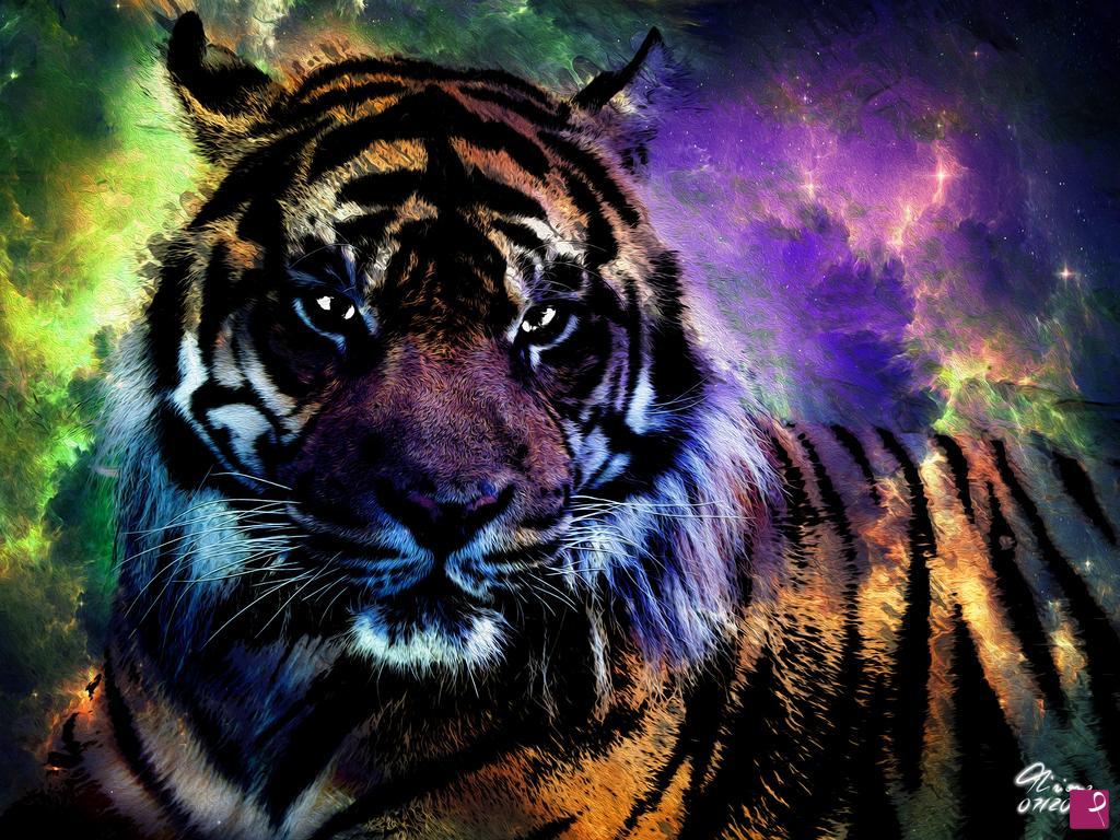 competitive price 95817 13a85 disponibile quadro - Tiger - Alys Melcon | PitturiAmo®