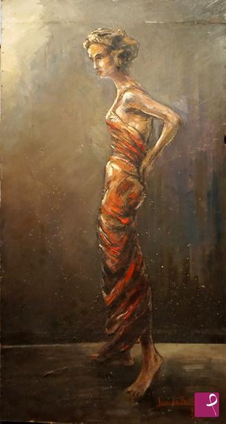 Leonida beltrame pittore contemporaneo pitturiamo - Venere allo specchio ...